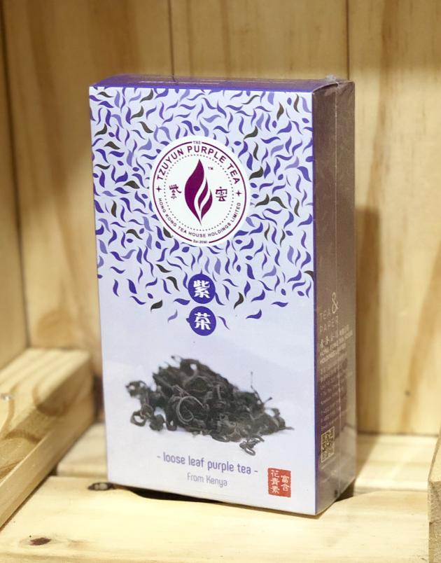 PURPLE TEA PREMIUM<br/>特上紫茶 1