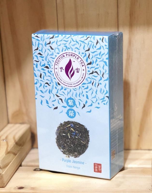 PURPLE JASMINE TEA<br/>茉莉紫茶 1