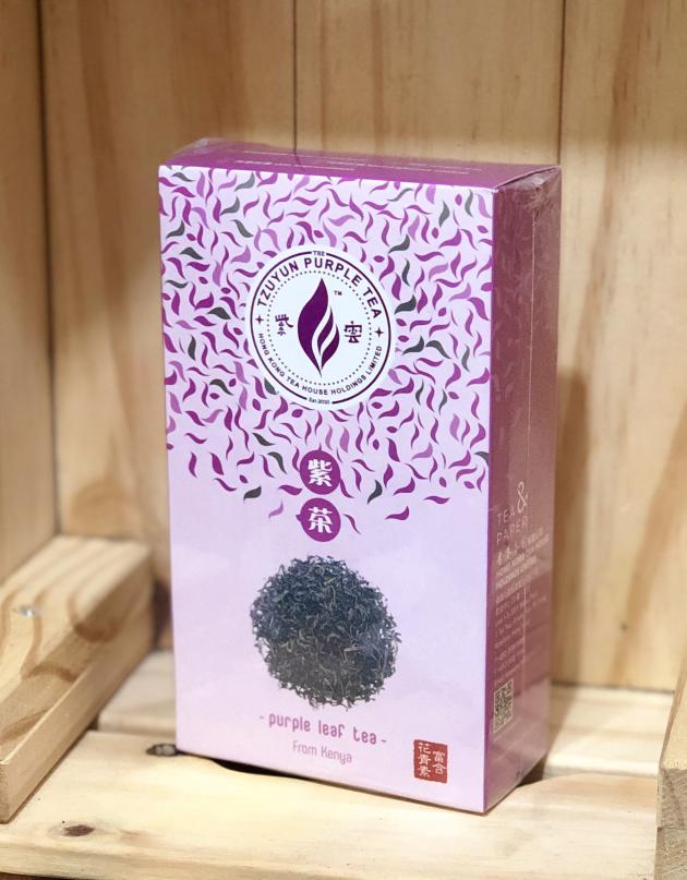 PURPLE LEAF TEA <br/>精萃紫茶 1
